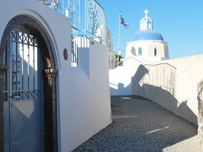 Photo for 2BR House Vacation Rental in Santorini, Vothonas