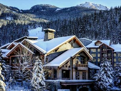 Photo for Spacious Suite in Whistler | Slopeside Access to Creekside Gondola