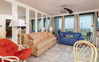 Photo for Island Winds West ~ Two Bedroom ~ Condo 178 ~ Balcony On The Beach!