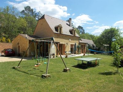 Photo for 3BR House Vacation Rental in Beynac-Et-Cazenac, Nouvelle-Aquitaine