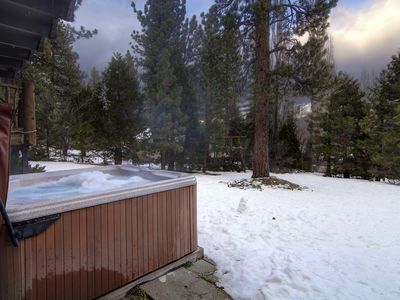 Photo for Look Here - Walk to Lake w/View, Pet Friendly, Hot Tub, Pool Table, Arcade Game