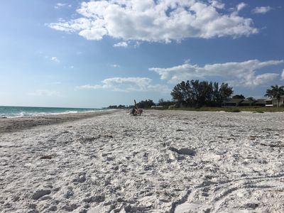 Love the beach? This is the place for you...Longboat Key Beach!