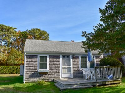 "Photo for Glen 12- Renovated duplex unit, walk to ""Dog House"" and .4 miles to sandy beach"