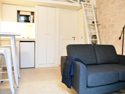 Photo for Studio Apartment In Saint Germain des Prés - Studio Apartment, Sleeps 2