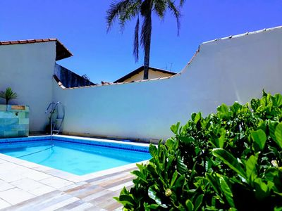 Photo for 5 Bedrooms House with Pool - Near Beach