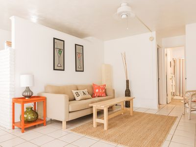 Photo for 1 Bedroom boutique apartment by the beach
