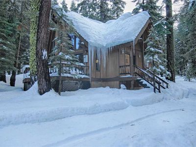 Photo for Updated Cabin in Tahoe's Regency Neighborhood