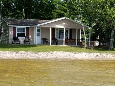 Photo for Now Booking: Sep-Oct 2019! Big Platte Lake!