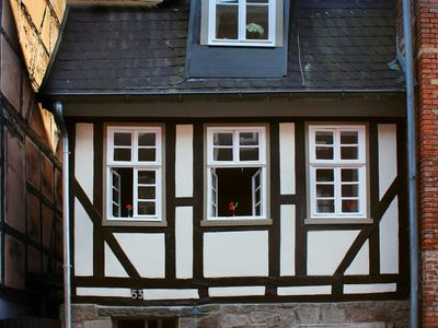 Photo for Ferienhaus am Wall - 2-room cottage, 3 floors (62 m²)
