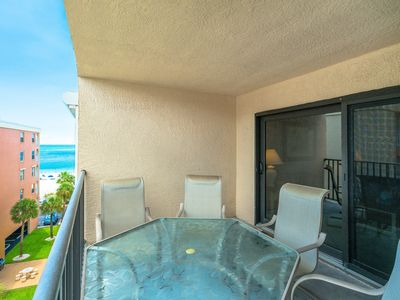 Photo for Take a break from it all in this condo on the beach!