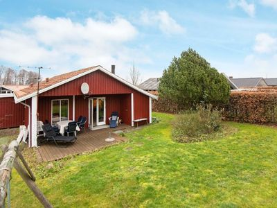 Photo for Vacation home Binderup Strand in Bjert - 5 persons, 3 bedrooms