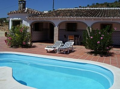 Photo for Villa With Private Pool, Lake And Mountain Views
