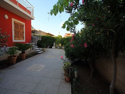 Photo for Villa Tonnara 50 meters from the beach