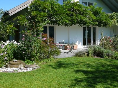 Photo for RELAXATION & REST PUR IN ALLGÄU; THE ROMANTIC HOLIDAY HOUSE WITH SAUNA & BILLARD