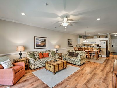 Photo for Murrells Inlet Condo w/Pool Access-1 Mile to Beach