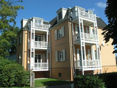 Photo for Baltic Sea apartment in villa with balcony / quiet location