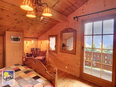 Photo for Chalet Les Trois Frères Family chalet about 200m2 with 5 bedrooms, very cosy with a nice view over t
