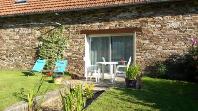 Photo for Cottage with terrace and quiet garden