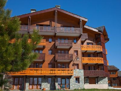 Photo for 1 bedroom accommodation in Valmorel