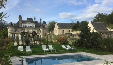 Photo for Holiday house Azay le Rideau for 4 persons with 2 bedrooms - Holiday house