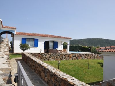 Photo for Villa Moreno 25 with Sea View and private swimming pool