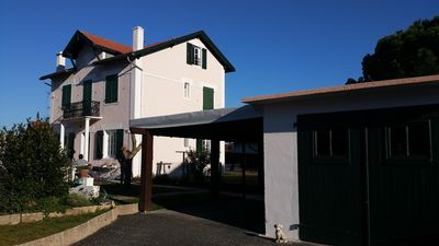 Photo for ANGLET apartment for 6 people, with garden