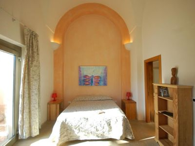 Photo for Baronale D apartment at Masseria Casina Baronale