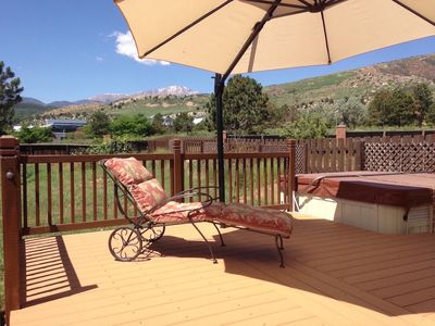 Photo for USAF Academy Family Events and More ~ Modern Home With Great Views
