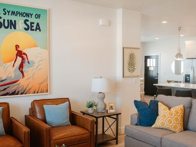 Photo for Sundance - Elegant and spacious 2 bedroom condo overlooking the pool.