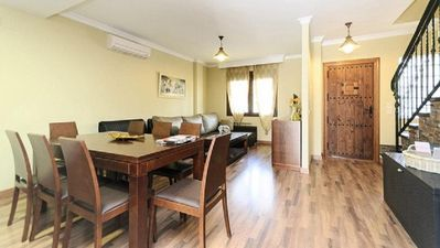 Photo for Holiday house Güevéjar for 4 - 8 persons - Holiday home