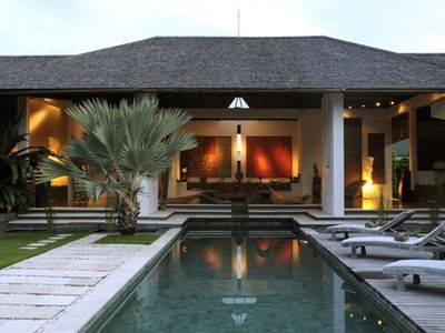 Photo for Arte,Luxury 3Bed Villa,Large Pool,Central Seminyak