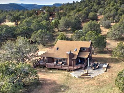 Photo for NEW! Payson Ranch on 4 Acres- Backing to Tonto National Forest!