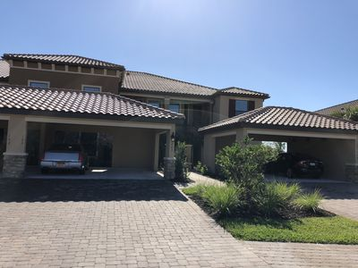 Photo for Condo new two BRs with a Den Esplanade Naples Fla