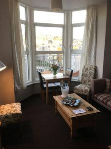Photo for One bed Apartment panoramic views over Ilfracombe