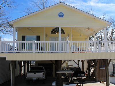 Photo for DISCOUNTED 6/13 to 6/20  Site 5537 Free Golf Cart and Jacuzzi, Smart TV, WIFI