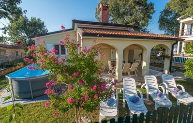 Photo for Comfortable Holiday House Luck with Pool and Garden