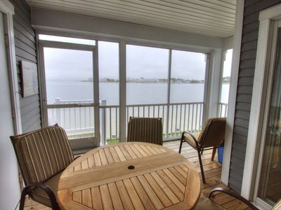 Photo for Spectacular Bay Views, Pools, Tennis, Kayaks, Ground Floor 2BR 2BA Condo  With Many Free  Activities