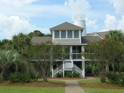 Photo for Fine Coastal Living across from Beach, Crow's Nest Ocean View, Near Bikeway!