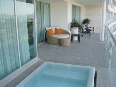 Photo for Two-Bedroom, Two- Bath, Luxurious Grand Bliss, Riviera Maya