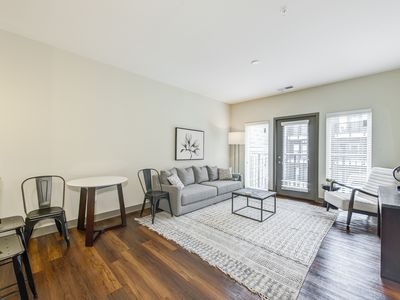 Photo for 1BR Apartment in the Crossroads of America - Two Bedroom Apartment, Sleeps 4