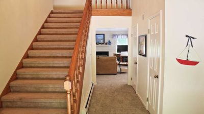 Entry way into home