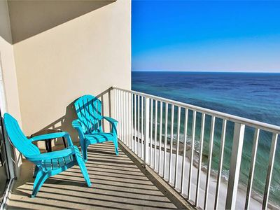 Photo for BeachFRONT☀2 Beachside Pools☀Inspected & Disinfected☀2BR+Bunks Tidewater 1513