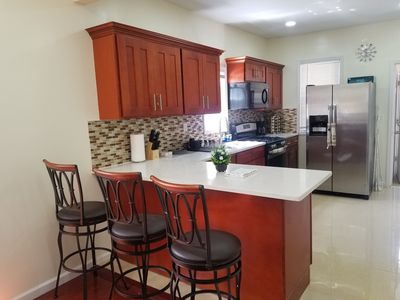 Photo for BRAND NEW 4BED WTH 2 BATH, CLOSE TO ALL, 10 MIN TO JFK/LGA, 35 MIN TO MANHATTAN