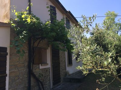Photo for large detached house with garden in the vicinity of the village, pets welcome