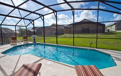 Photo for Lovely 3 Bedroom Pool Home with South Facing Pool. 432VW