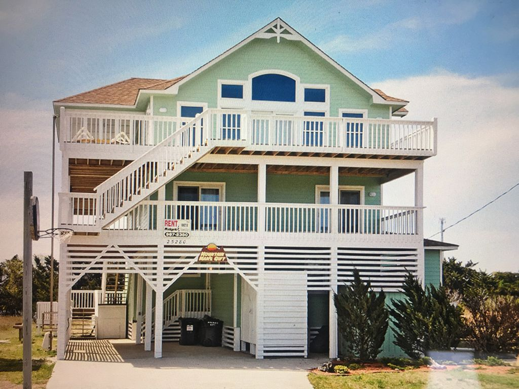 North Carolina Outer Banks Beach Property Homeaway Waves