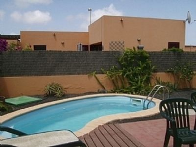 Photo for Spacious Detached Villa With Private Pool, and FREE Wifi and UKTV - 64 channels