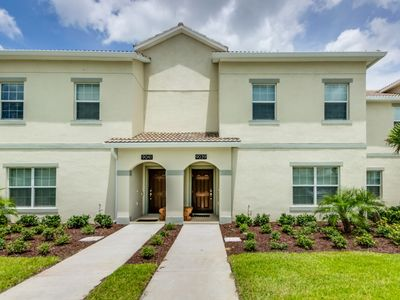 Photo for Stylish 4 bedroom townhome located on Champions Gate Resort with own Pool