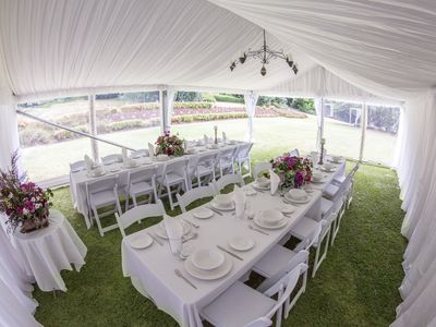 Photo for Intimate small wedding venue for up to 20 guests. More allowed by negotiation