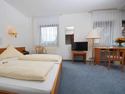 Photo for Double Room (Online) - City Hotel Mark Michelstadt